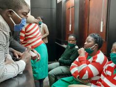 Joana Mamombe and Cecilia Chimbiri denied bail