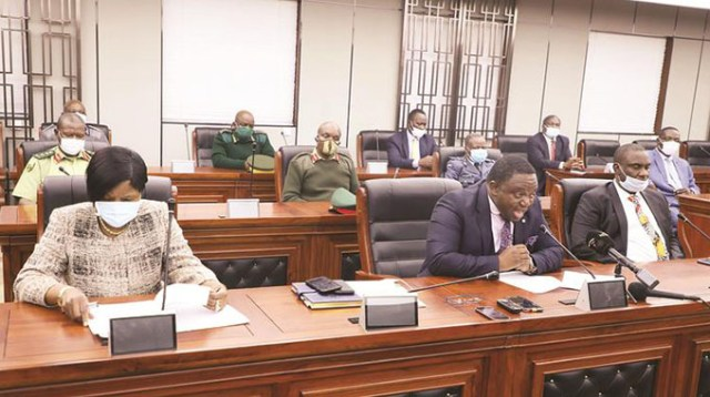 Another 'Planned' Military Coup To Oust Mnangagwa,