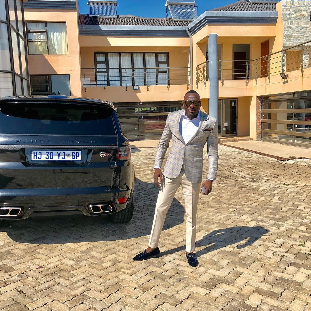 Ginimbi Takes Chiyangwa On A Tour Inside His House Watch Harare Live