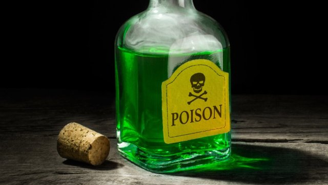 Two Kids Poisoned