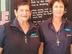 Ocean Basket owner Lizette Deacon and her mother Hettie (left) were attacked and stabbed in their house in Welgelegen near the Cycad Estate in Polokwane. Picture: Supplied