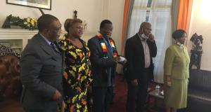 Huge Blow For Chamisa As Two Bigwigs Join ZANU PF