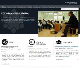 A gazdasag.sk oldalon az utolsó aktivitás 2015-ben volt