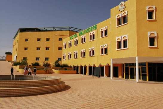 Hotel Belvedere - Ghardaïa