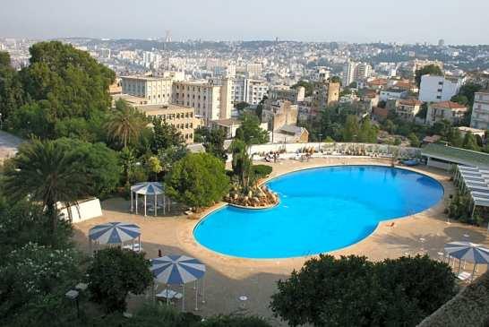 Hôtel El Aurassi Alger 4