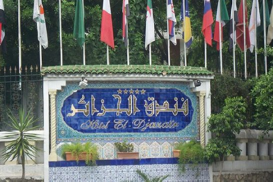 Hotel El Djazair - EX Saint-George 1