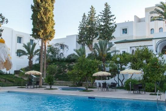 Hotel Le Caid - Bou Saada 8