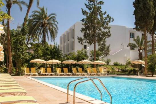 Hotel Le Caid - Bou Saada 9