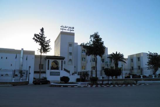 Hotel Le Caid - Bou Saada