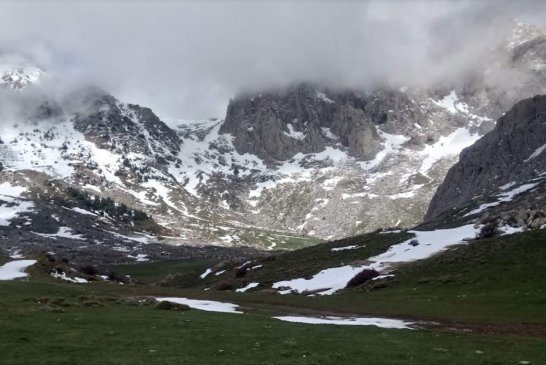 Parc national du Djurdjura - Tikjda 1