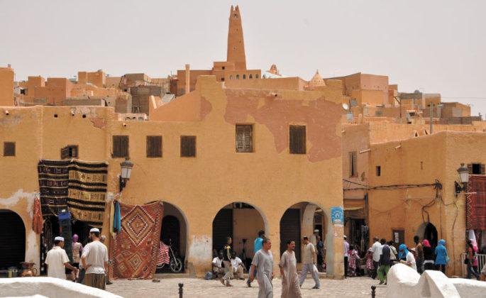 Wilaya de Ghardaia | Les Wilayas d'Algérie sur le Guide & Annuaire des loisirs, évasion et tourisme Algerie