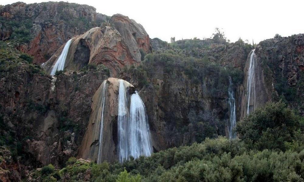 Wilaya de Saida cascade de tifrit | Les Wilayas d'Algérie sur le Guide & Annuaire des loisirs, évasion et tourisme Algerie