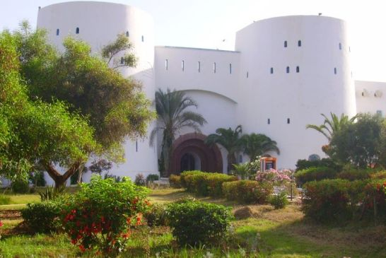 Complexe touristique de Matarès Tipasa 0