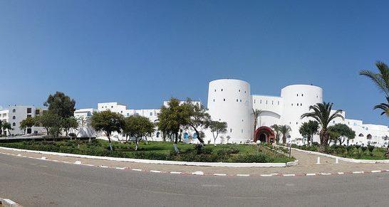 Complexe touristique de Matarès Tipasa