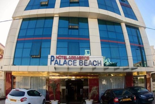 Hôtel Abbasside Palace Beach