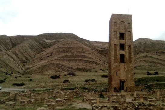 Kalâa des Béni Hammad