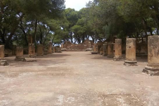 Le Tribunal romain