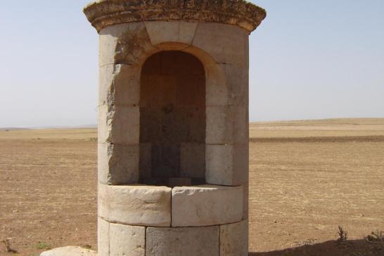 Les puits d' Aghlad