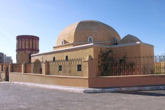 Mausolée du bey Mostapha Bouchlaghem