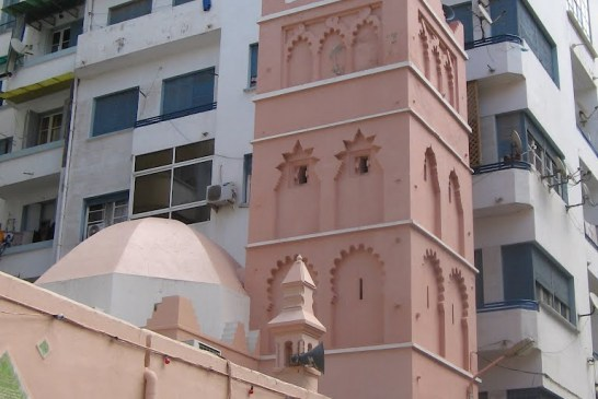 Mosquée Mohamed Kebir 0