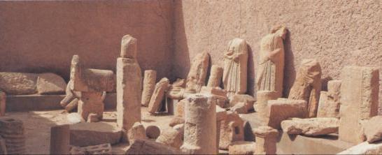 Musée Lapidaire d'El Kantara