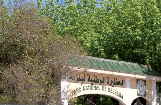 Parc National de Belezma