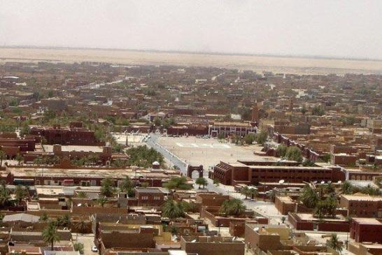 Place des Martyrs - Adrar