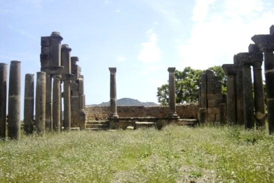Ruines romaines Iomnium 1