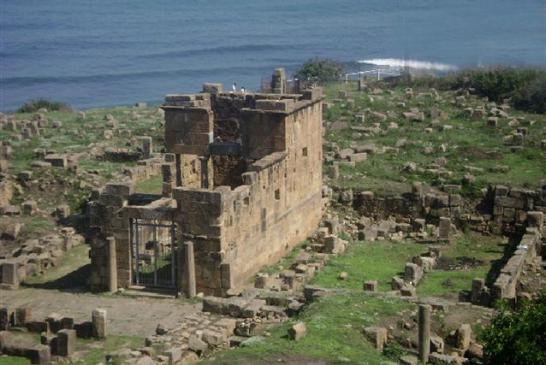 Ruines romaines Iomnium