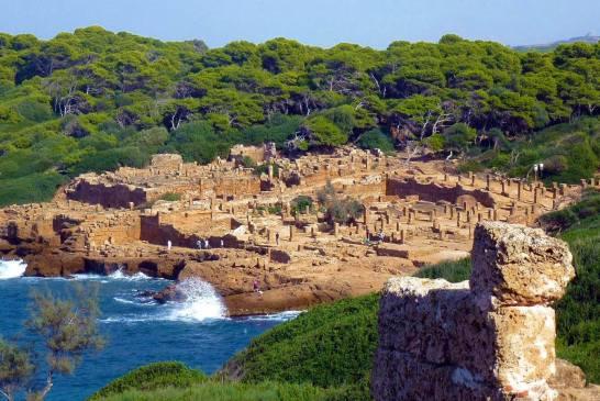 Ruines romaines Tipaza 1
