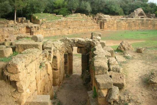 Ruines romaines Tipaza 2