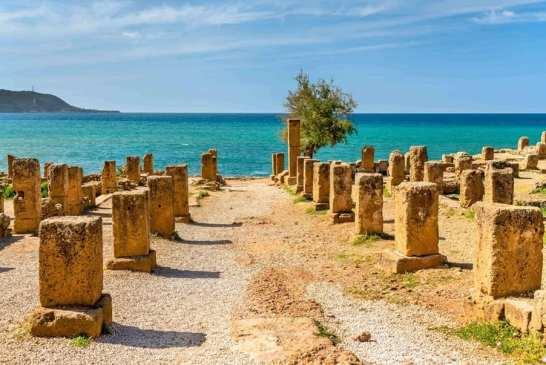 Ruines romaines Tipaza 3