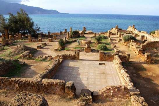 Ruines romaines Tipaza 4