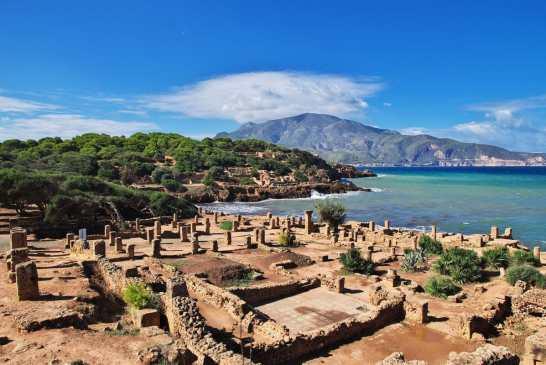 Ruines romaines Tipaza0