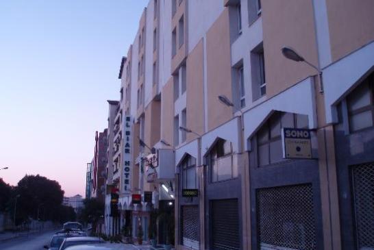 hôtel El-Biar