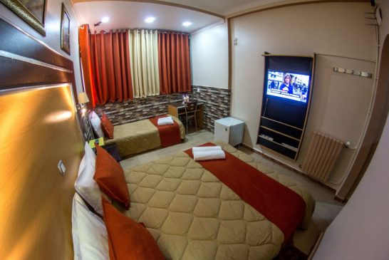 hôtel Jazira 1