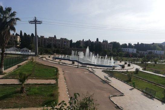 parc du Grand Bassin - Lalla setti