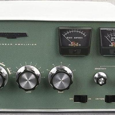 Heathkit SB-220 & SB-221