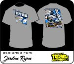 Jordan Ryan Racing T-Shirt