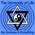 The University of Life, the Universe and Everything