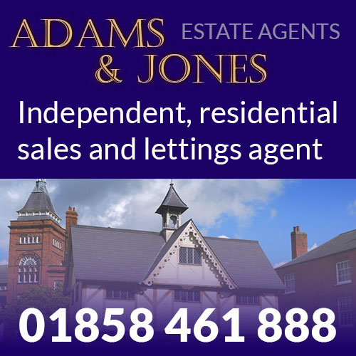 Adams and Jones Estate agents