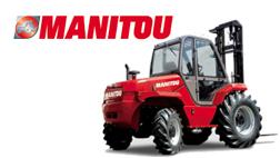 Manitou & JCB Telescopic Forklift Plant Hire | Harborough Hire