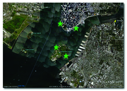 Harbor SEALs - EPA Citizen Science Sampling Stations