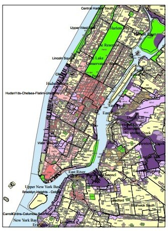 Nyc Map Gis.Gis New York Harbor Seals Page 2