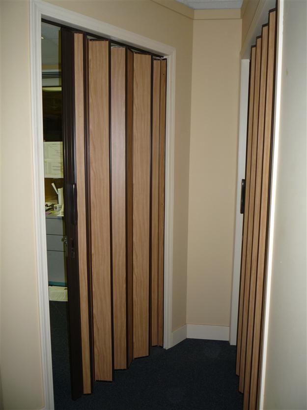 Door Interior Accordion