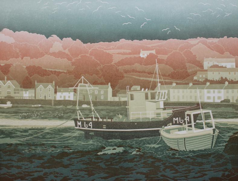 Boats, Lower Fishguard