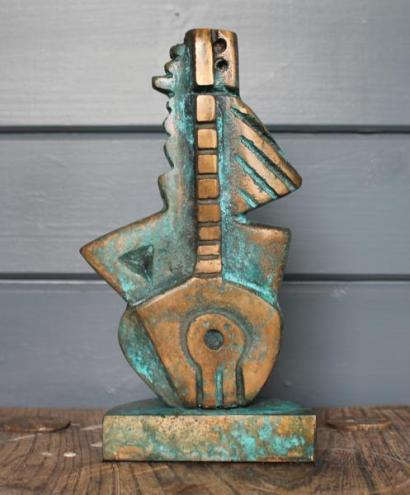 Perryn Butler ' Lady Guitar' back_497x600