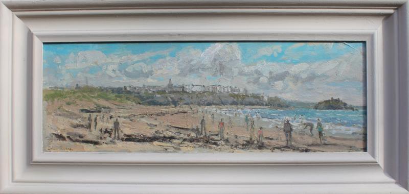 eden-evans-tenby-south-beach-framed
