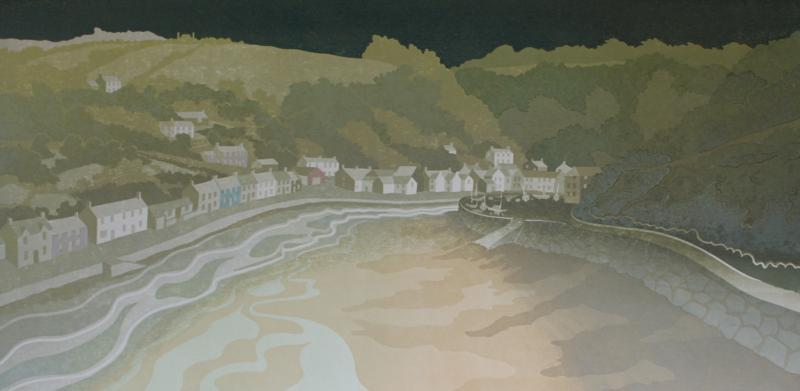 Spring at Lower Fishguard