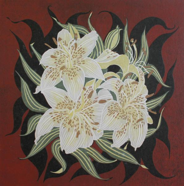 asiatic Lily ( Brown)